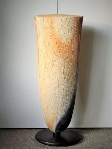 Vasen-Objekt aus dem Holzbrand-Ofen 1